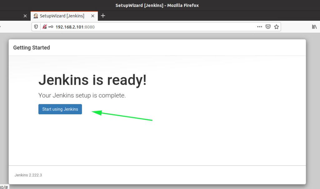 install Jenkins on Ubuntu 20.04