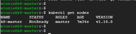 check-master-node-status